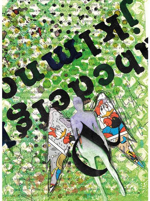 """Doppelkarte """"Stadtengel 4.9"""""""