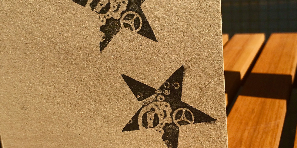 Weihnachtskarten gestalten für Kinder (ab 6 J.)