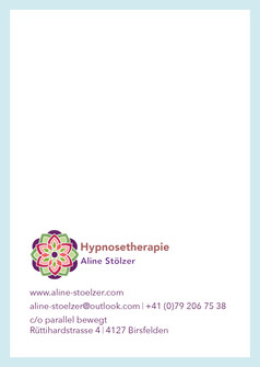Postkarte & Logo