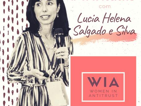 #WIAtalks, com Lucia Helena Salgado e Silva