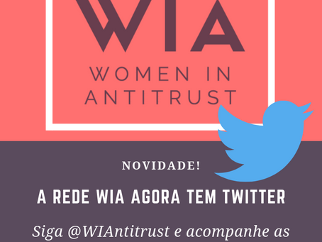 A rede WIA agora tem Twitter