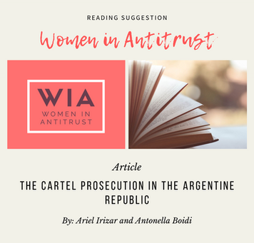 Women in Antitrust reading suggestion