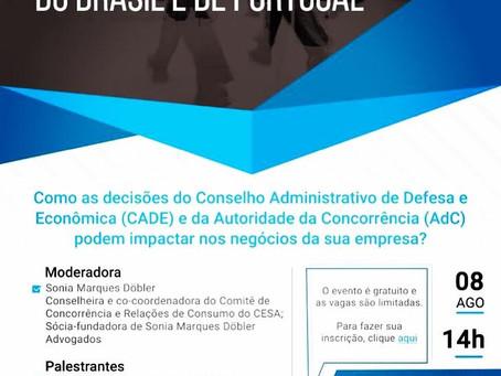 As Prioridades e os Desafios das Autoridades Antitruste do Brasil e de Portugal