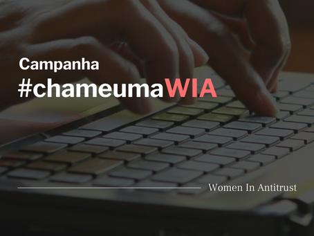 Campanha #chameumaWIA