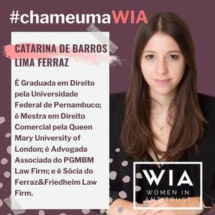 CATARINA FERRAZ