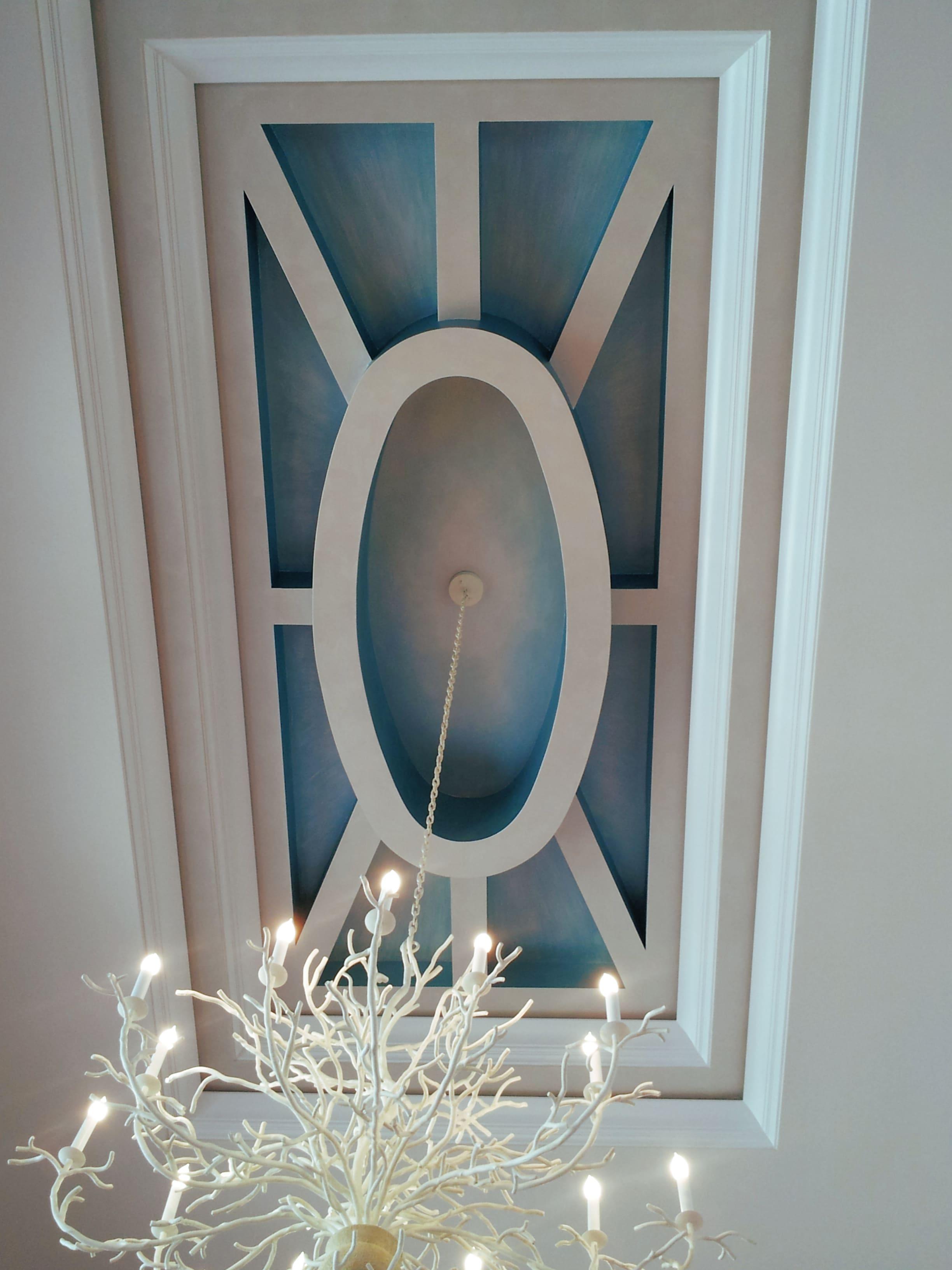 Glazing in Gradiants