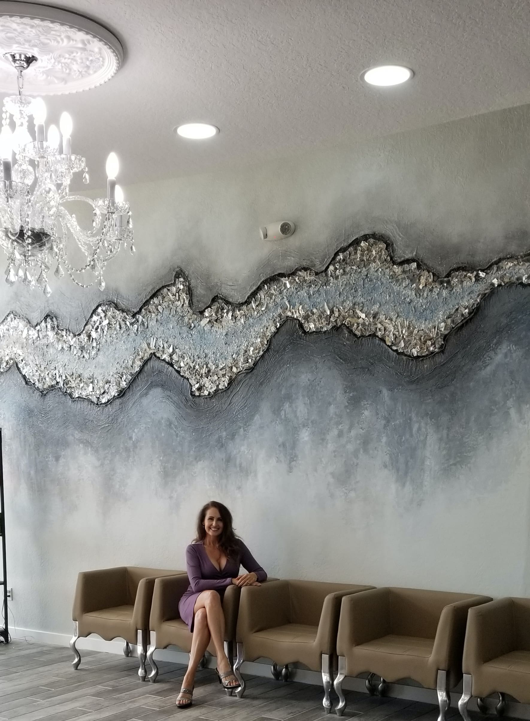Mica Art and Plasters 18 ft