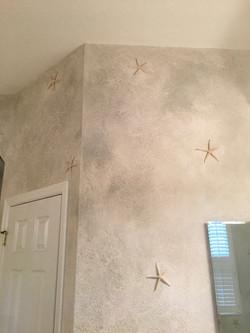 Aqua Stone Starfish