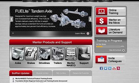 Training portal, Learning portal