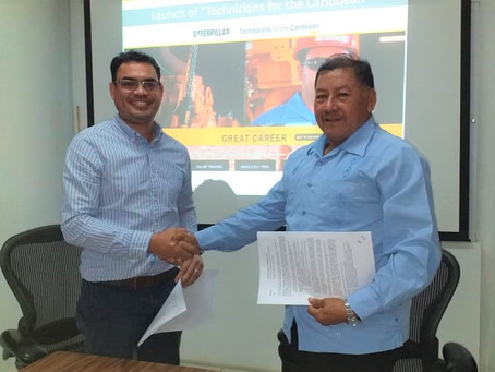MACORP Signs MOU with Ministry of Indigenous Peoples' Affairs