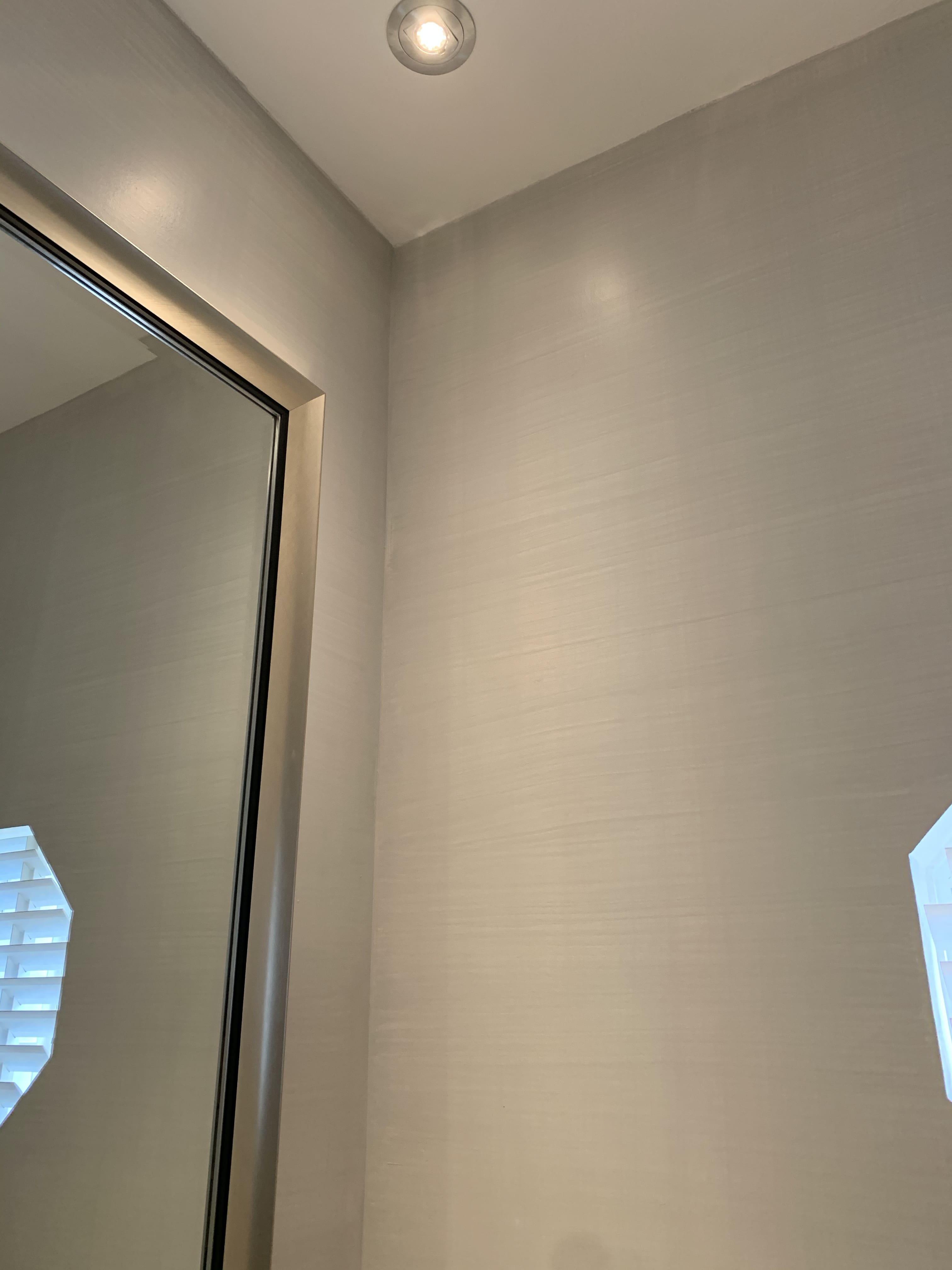 Linen Plaster walls