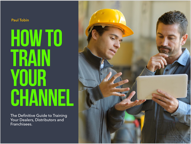 FREE eBook!  Everything You Always Wanted to Know About Training Your Channel--and More!