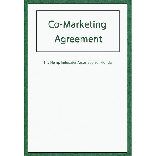 Co-Marketing Agreement