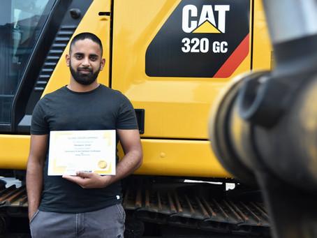 First Cat Graduate in the Caribbean