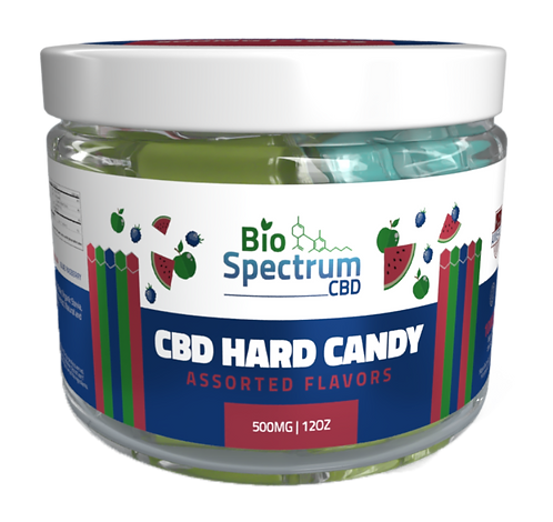 CBD Hard Candies Wholesale