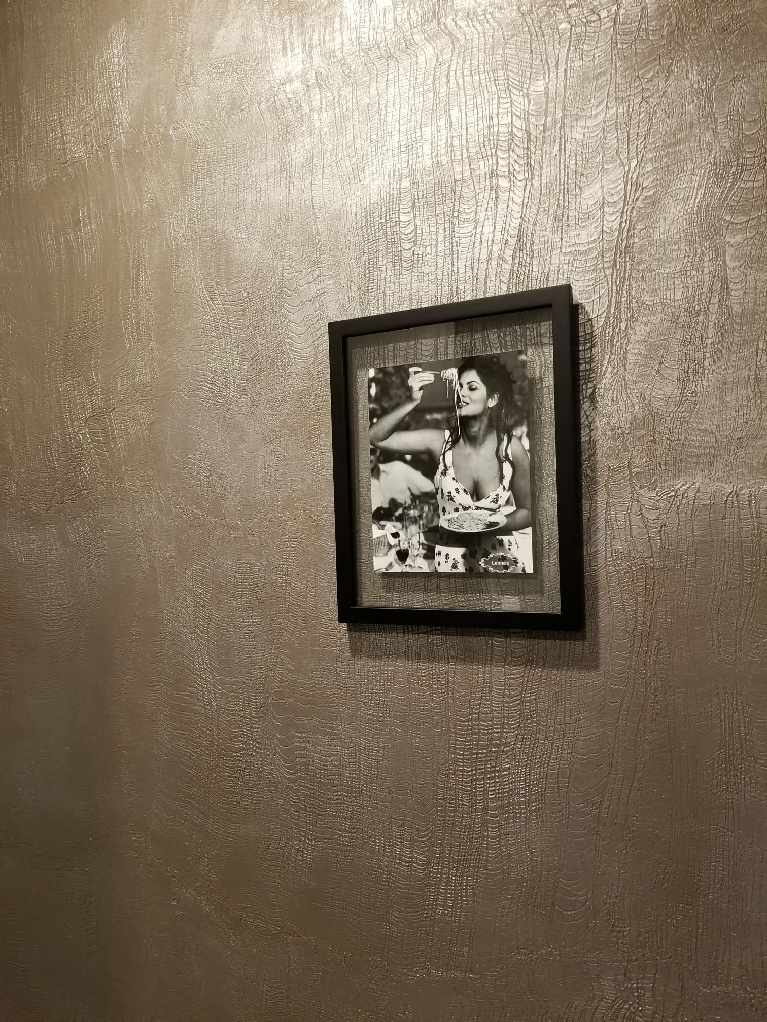 Snakeskin texture metal plaster