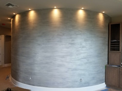 Pearlized plaster