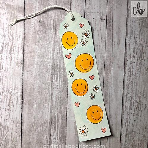 Happy Daisy Bookmark
