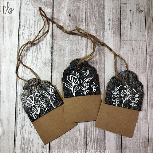 Halo Garden Gift Tags (3-Pack)