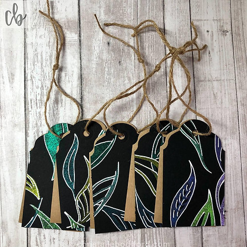 Leaves Gift Tags (5-Pack)