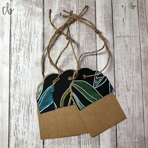 Leaves Gift Tags (3-Pack)