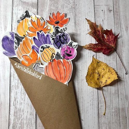 Large Paper Flower Bouquet