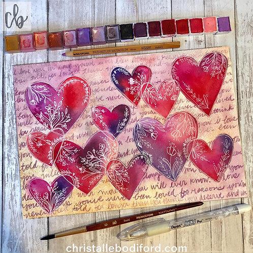Love Is Poetry Artwork
