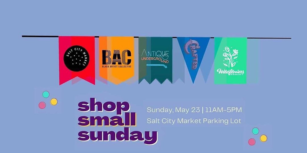 Shop Small Sunday