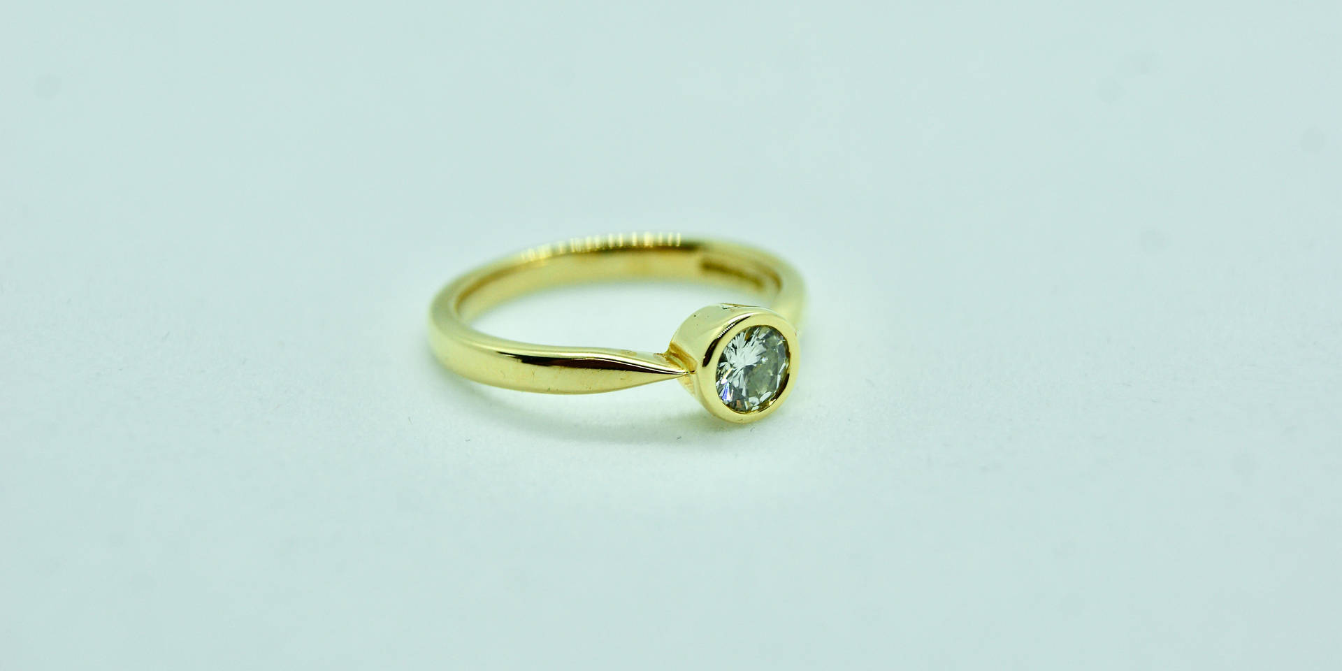 18ct Gold and Diamond
