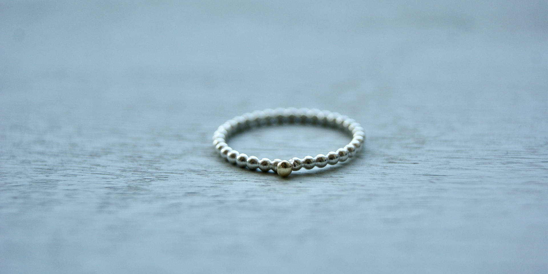 Sterling Silver and Gold
