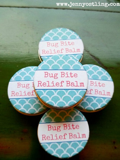Bug Bite Relief Balm 15g
