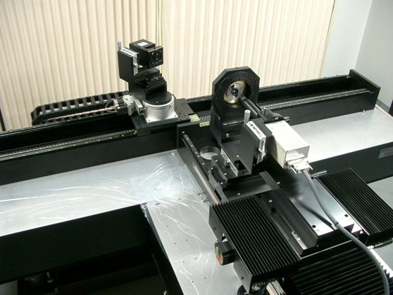 MTF 유한원 측정 시스템 구성- 축외 측정