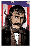 BILL THE BUTCHER GANGS OF NEW YORK ART PRINT POSTER DANIEL DAY LEWIS