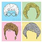 The Golden Girls Art Print