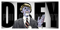 They Live John Carpenter Art