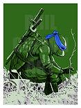 Teenage Mutant Ninja Turtles Donatello Art Print