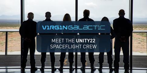 Virgin Galactic Unity22