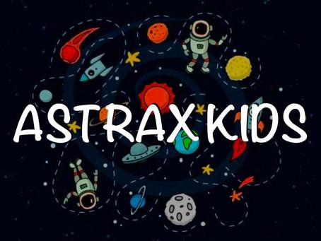 ASTRAX KIDS 1回目(うちゅうせんをぬっちゃおう&ガイダンス)のご案内