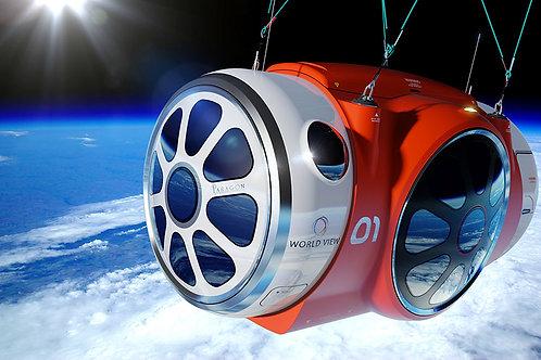 成層圏宇宙旅行