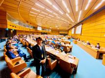 国連宇宙空間平和利用委員会科学技術部会に出席