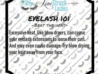 EYELASH EXTENSION 101