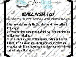 Lash Extension 101