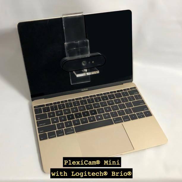 PlexiCam Mini with BRIO