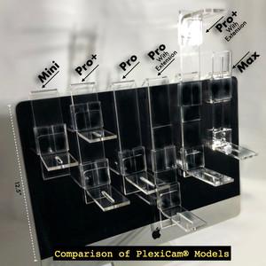 Comparing PlexiCam Models
