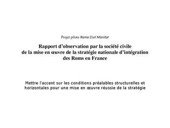 La SNIR française vue par la société civile