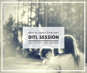 A Day-In-The-Life (DITL) Session | Troy NC | Jennifer Ann Photography
