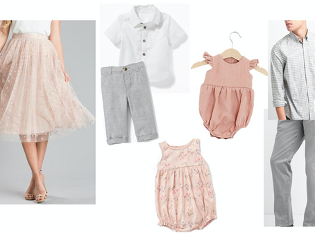 What to Wear to Your Lifestyle Family Session (Spring) | Charlotte Lifestyle Photographer