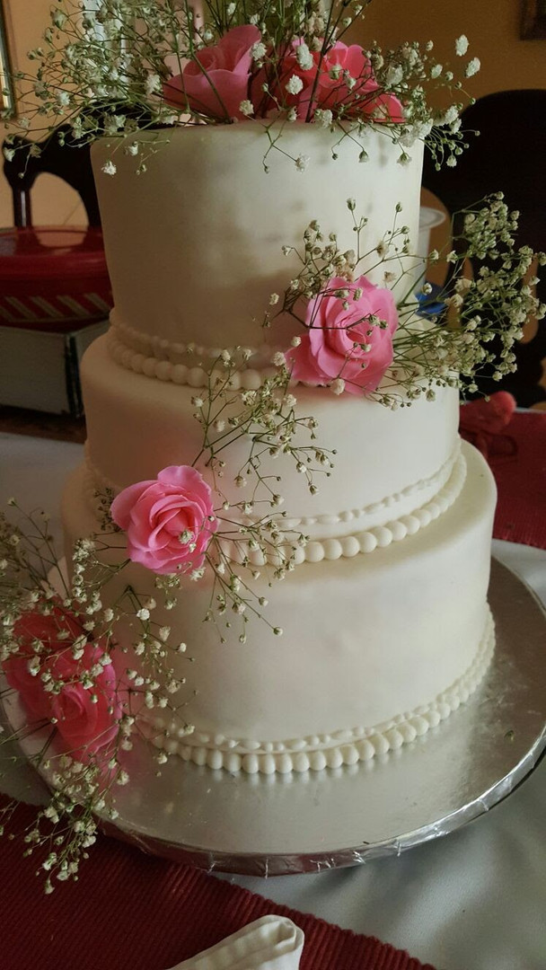 Wedding Cake & Decor