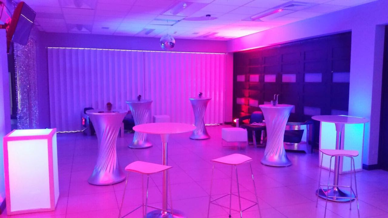 Club Lighting & Decor