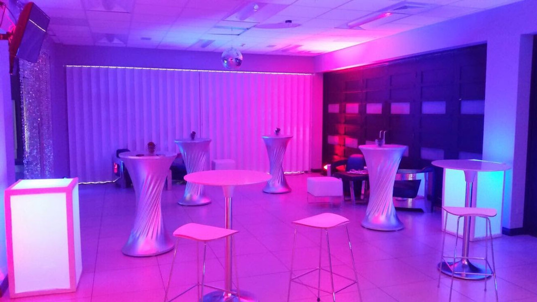 Club Lighting & Decor